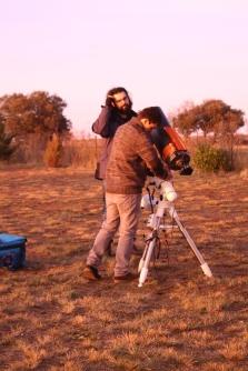 Curso de Manejo de Telescopios '16